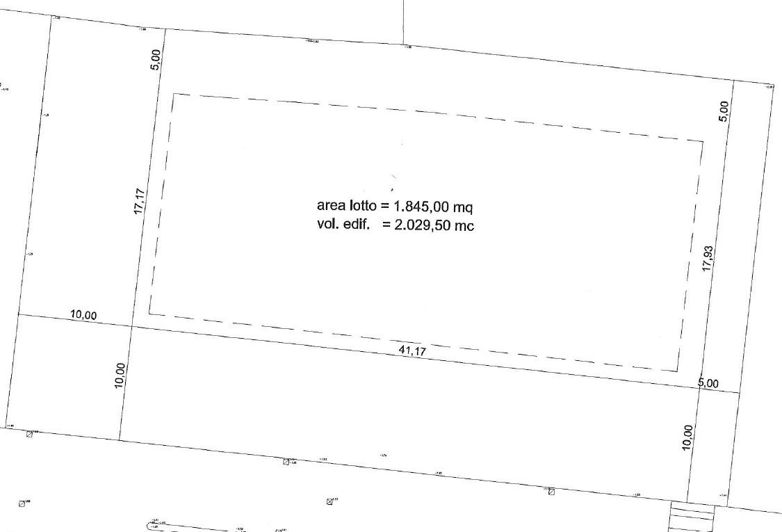 terreno residenziale - 1845 mq - 2030 mc - BREDA di PIAVE (TV)