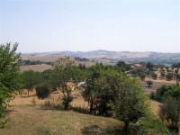 CASTELLEONE DI SUASA, in posizione collinare, panoramica, casolare di 570 mq.