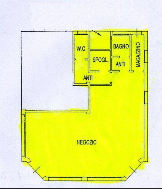Negozio / Locale in vendita a Vigonza, 9999 locali, zona Zona: Busa, prezzo € 98.000 | CambioCasa.it