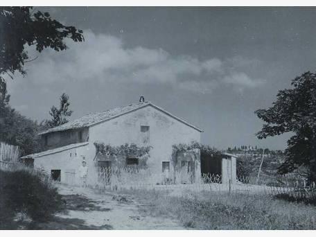Rustico/Casale/Colonica da ricostruire con giardino e terreno.