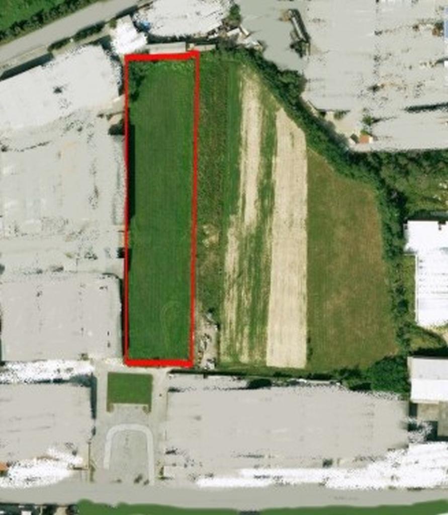 TRATTATIVA RISERVATA. Terreno industriale-artigianale edificabile di mq 7.000 ca., SLP complessiva