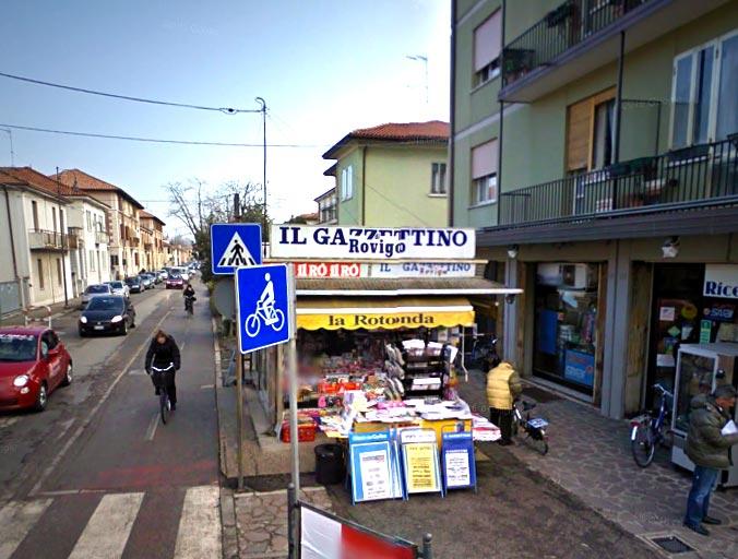 Attività commerciale in affitto a Rovigo