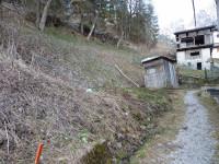 Terreno in vendita ad Alleghe centro vicino piste da sci