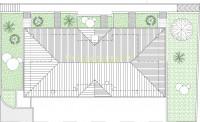 Appartamento al piano primo completamente indipendente su blocco di cinque unità