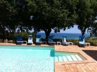 Villa con piscina e giardino
