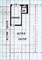 Porzione di schiera a Forcellini 3 camere + mansarda. Rif. SA39