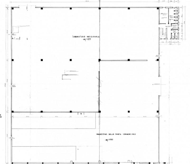 CAPANNONE ARTIGIANALE VILLAFRANCA PADOVANA CON SCOPERTO PRIVATO DI 1400 MQ - https://images.gestionaleimmobiliare.it/foto/annunci/150203/788105/800x800/007__lor1.jpg