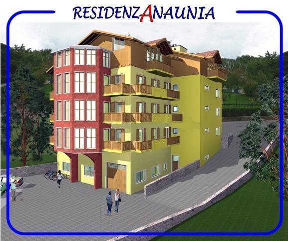 Ville d'Anaunia Tuenno - appartamenti di varie metrature.