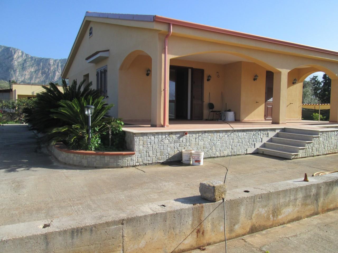 Nuova villa unifamiliare su Carini