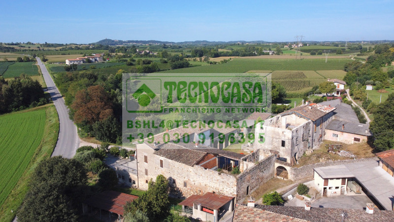 Rustico / Casale in vendita a Pozzolengo, 4 locali, zona Località: Pozzolengo, prezzo € 195.000 | PortaleAgenzieImmobiliari.it