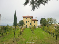 Rosazzo (Udine) Villa stile liberty del primo '900