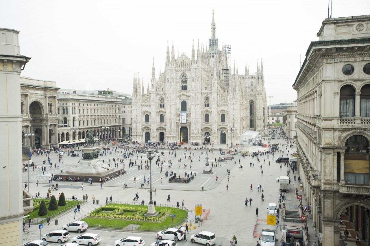 Ufficio arredato mq 100 a Milano piazza Duomo