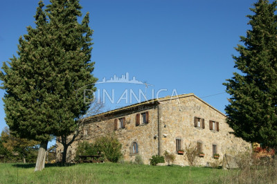 Country House for Sale in Montecatini Val di Cecina, Pisa