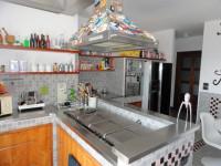 Vendesi bellissimo attico arredato vista mare zona residenziale