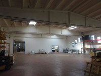 Opificio industriale con cortile privato