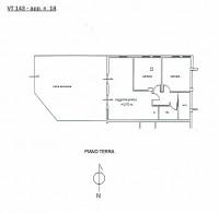 Appartamento grande con giardino