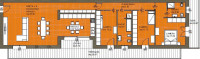 Caselle nuovo appartamento con 3 camere in zona residenziale e verde