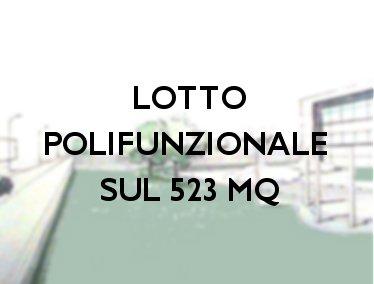 MARTORANO - LOTTO POLIFUNZIONALE DI 1.260 MQ DI CUI SUL 523 MQ
