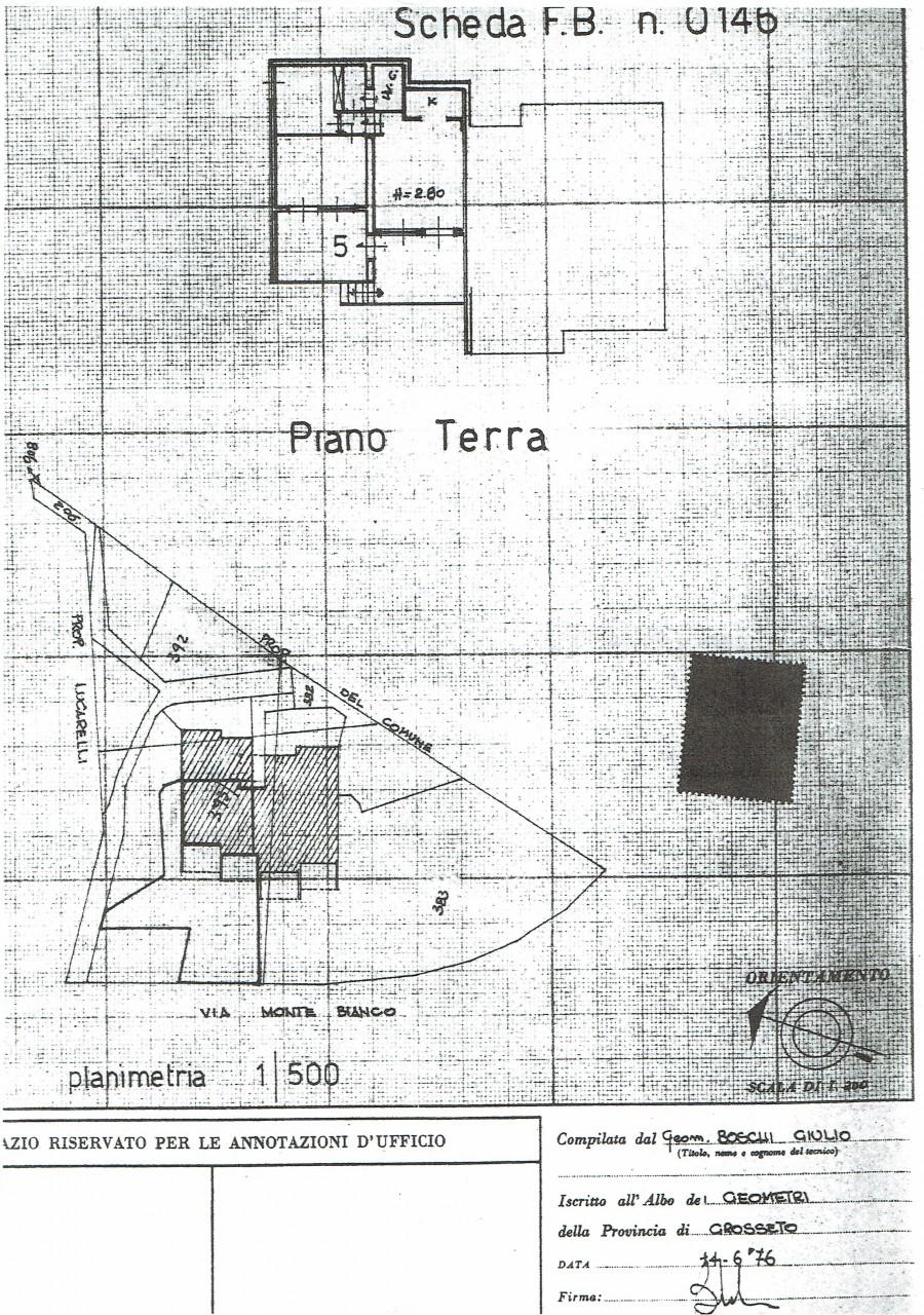 Villetta panoramica