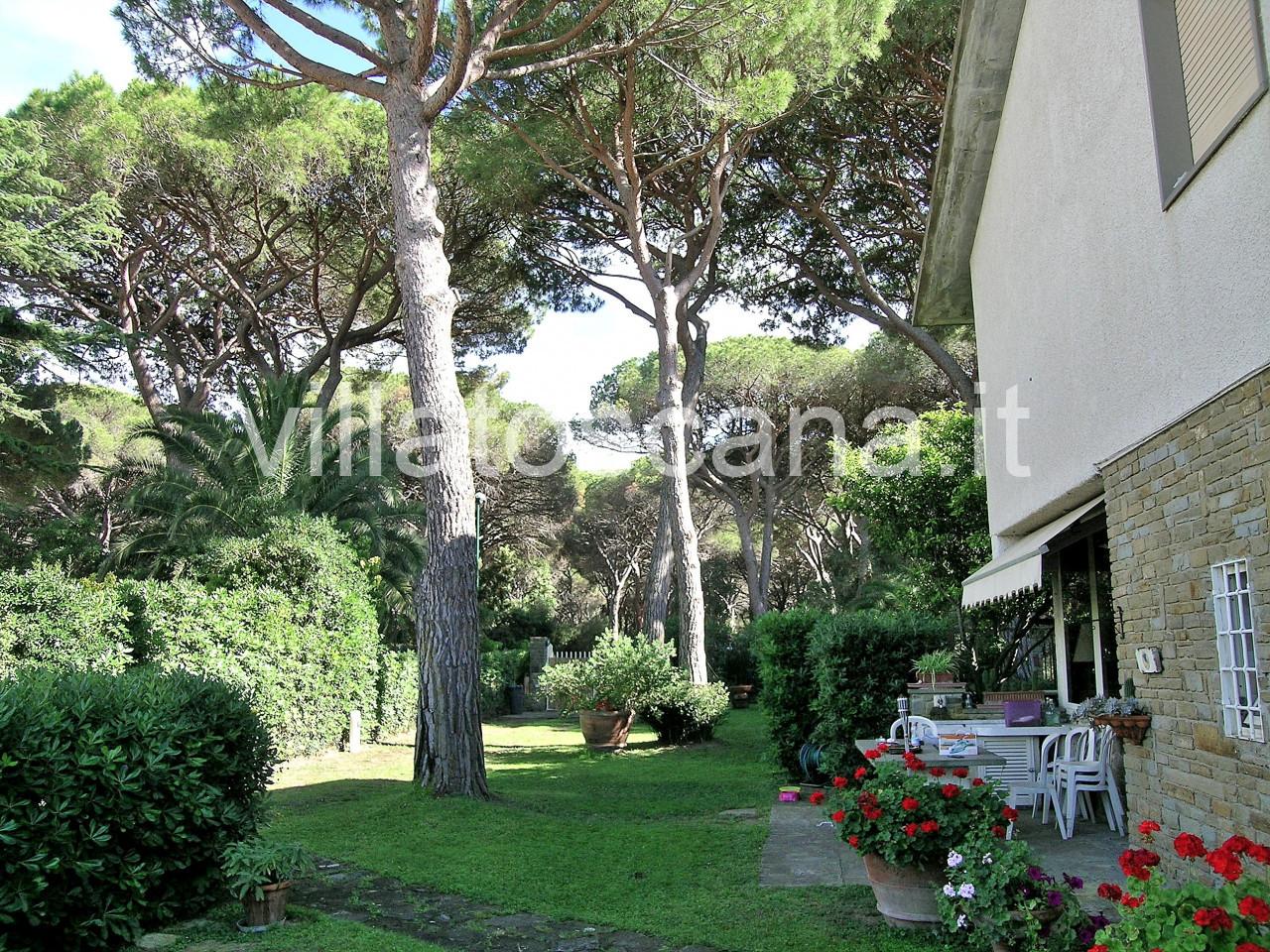 Appartamento padronale con giardino