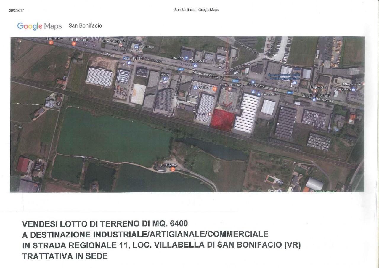 Terreno in vendita a San Bonifacio
