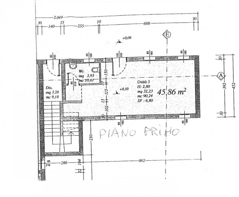 Ufficio / Studio in affitto a Vigonza, 9999 locali, zona Località: Vigonza - Centro, prezzo € 500 | CambioCasa.it