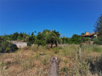 Mondello, terreno con rustico. Villa Bifamiliare