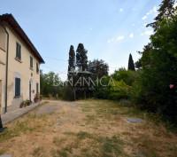 Porzione Finale con terreno in vendita nelle colline di San Miniato, Pisa