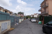 Car park uncovered in residential area