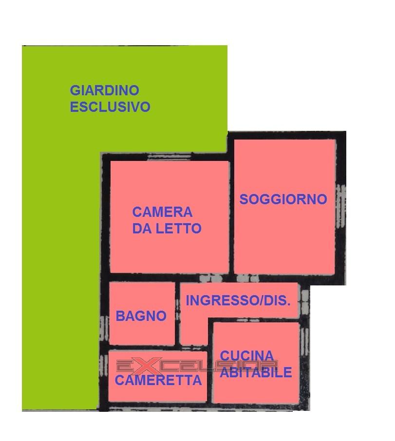 Appartamento ideale come investimento