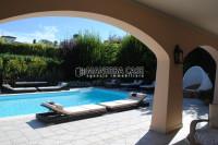 Villa singola con solarium e piscina privata