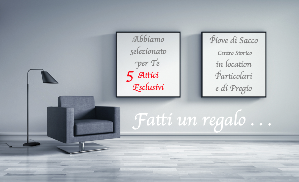 Attikawohnung zum Kauf in Piove di Sacco