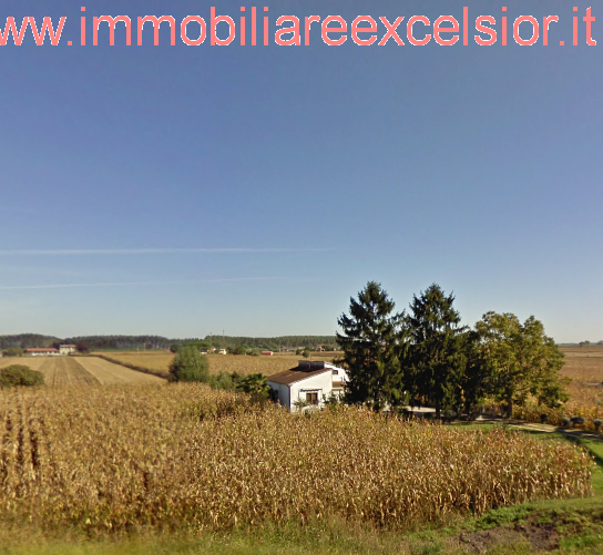 Casa singola in campagna
