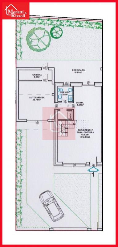 Villa a Schiera in vendita a Terzo d'Aquileia, 4 locali, zona Località: Terzo d'Aquileia, prezzo € 286.000 | CambioCasa.it