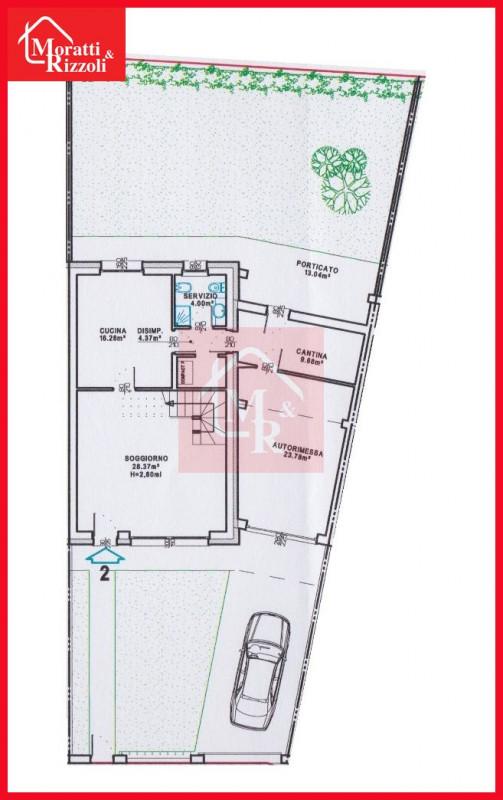 Villa a Schiera in vendita a Terzo d'Aquileia, 5 locali, zona Località: Terzo d'Aquileia, prezzo € 283.000 | CambioCasa.it