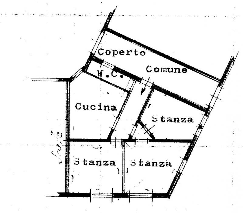 Appartamento in vendita a Venezia, 3 locali, zona Località: Santa Croce, prezzo € 275.000 | CambioCasa.it