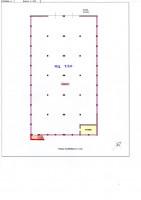 AFFITTASI MONTECCHIO (VI) CAPANNONE MQ.750 COMMERCIALE+MQ.750 ARTIGIANALE INTERRATO