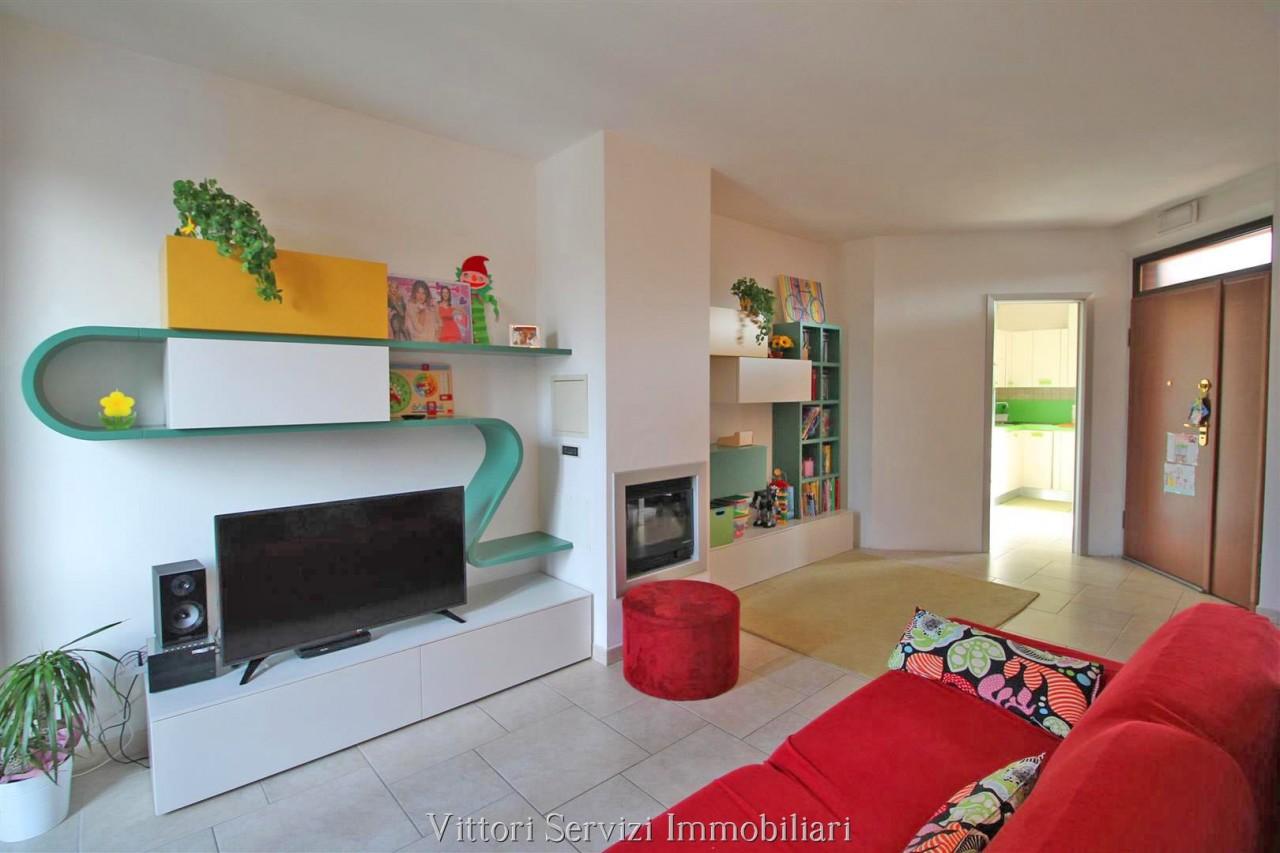 Appartamento di recente realizzazione a Torrita di Siena (SI)