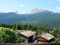 Cortina - Appartamento in Affitto - Panoramica posizione - Vicinanza al centro