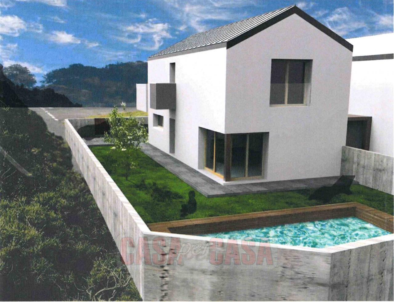 Splendida casa singola a Baone classe A4 in costruzione