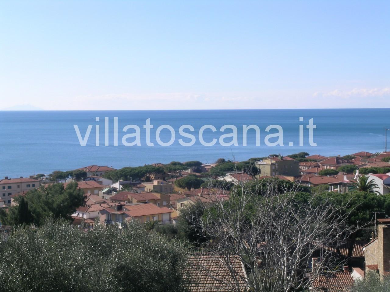 Bellissima Villa con vista mare