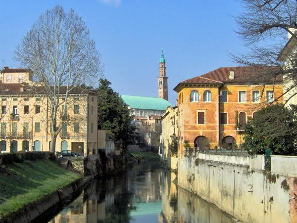 Ultimo piano nel cuore del Centro Storico di Vicenza