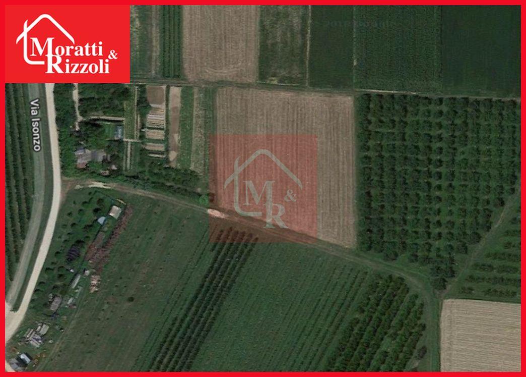 Terreno edificabile mq 750 a Fiumicello