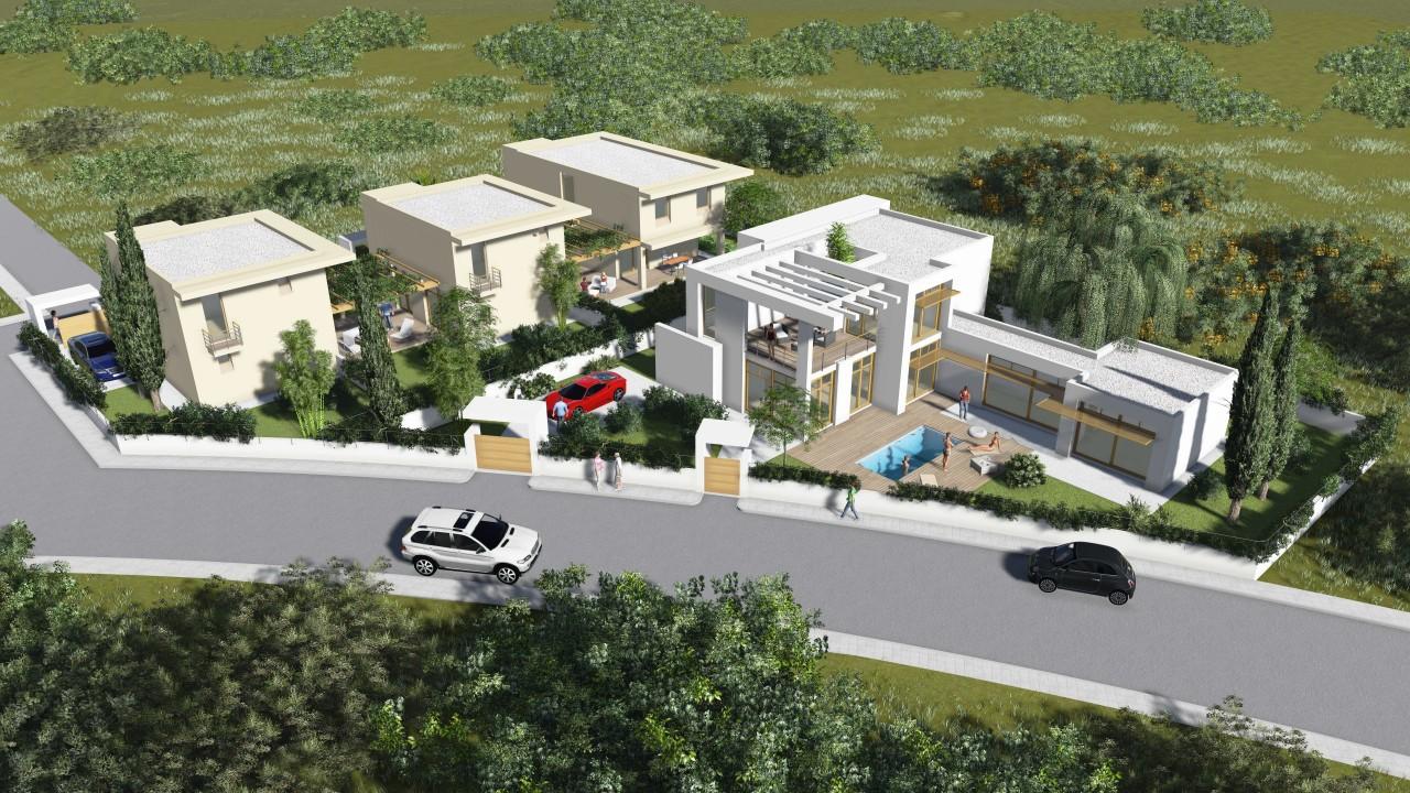 Casa a schiera in vendita a Olbia