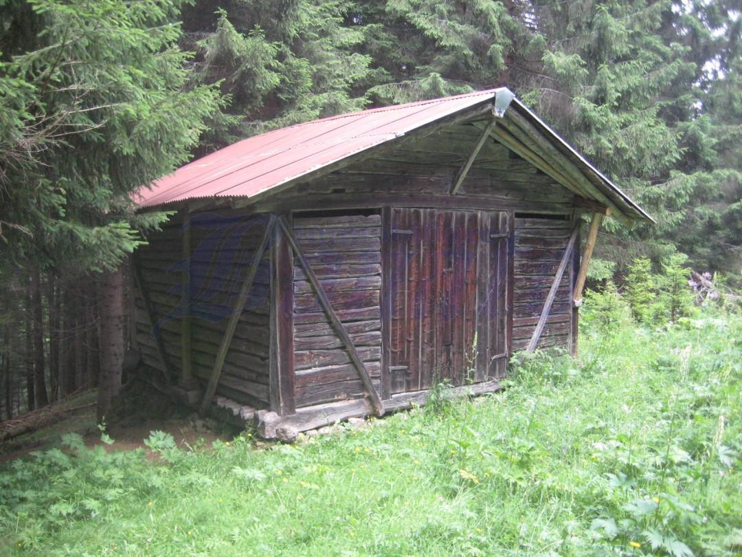 Rustico in località Malon con possibilità di ampliamento