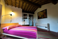 Charming country estate with 30 ha of land and pool, Volterra Pisa