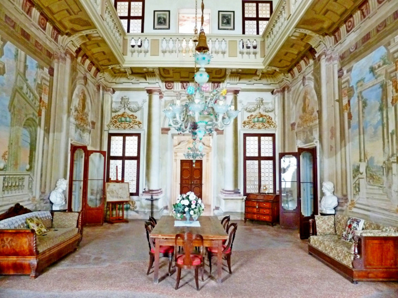 Villa in vendita a Malo, 5 locali, zona Zona: San Tomio, prezzo € 3.500.000   CambioCasa.it