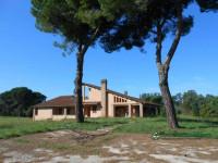 Parco di Veio/Giustiniana - villa con parco
