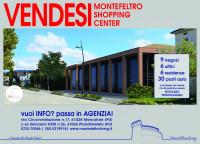 9 Negozi prossima costruzione a Mercatale, Sassocorvaro in nuovo Shopping Center
