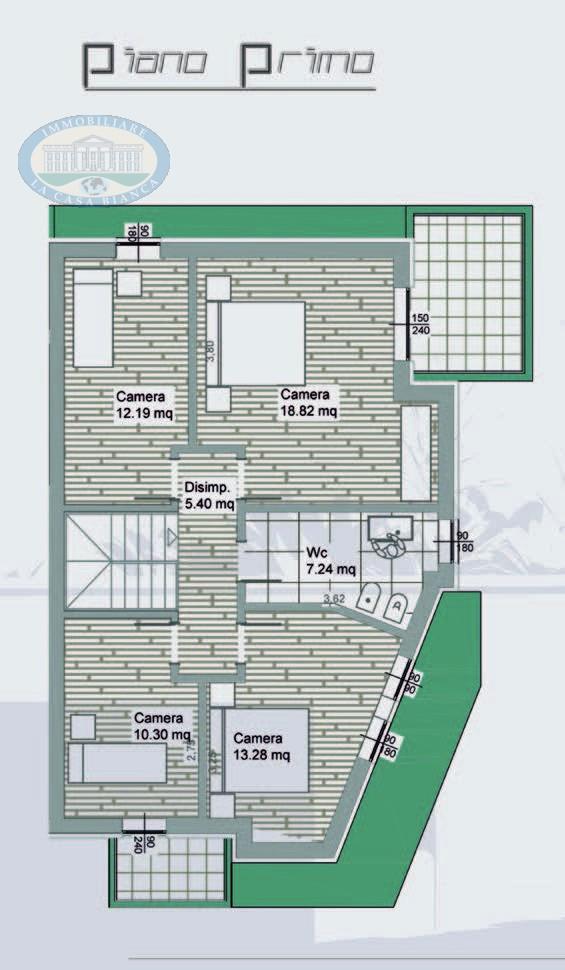 Villette a schiera nuova costruzione